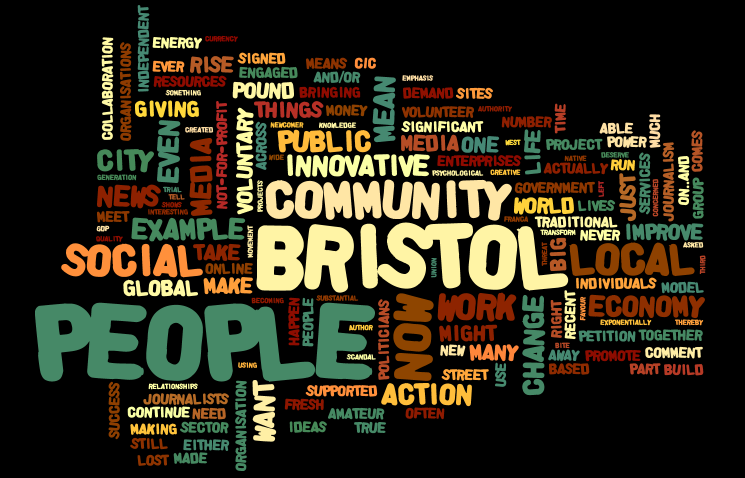 The rise and rise of the amateur – how the social economy is taking off, in Bristol and beyond