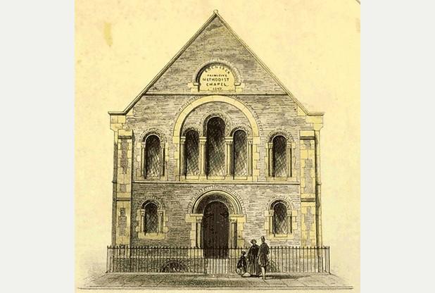 Save Historic Ebenezer Chapel in Midland Road