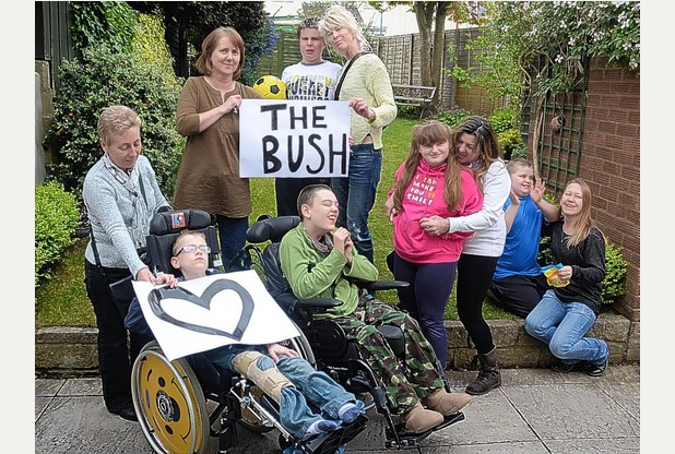 Stop the cuts to The Bush Residential Unit for disabled children